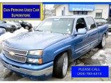 2007 Blue Granite Metallic Chevrolet Silverado 1500 Classic LS Crew Cab #101957753