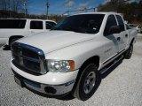 2004 Bright White Dodge Ram 1500 ST Quad Cab 4x4 #101958245