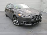 2015 Magnetic Metallic Ford Fusion Titanium #101958019