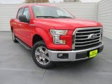 2015 Race Red Ford F150 XLT SuperCrew #101958017