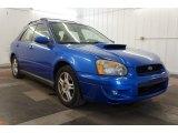 2004 Subaru Impreza WRX Sport Wagon Data, Info and Specs