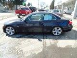 2008 Monaco Blue Metallic BMW 3 Series 335i Convertible #101993693