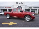 2015 Deep Cherry Red Crystal Pearl Ram 1500 Express Crew Cab #101993797
