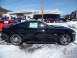 2015 Black Ford Mustang GT Coupe #101993734