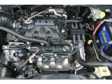 2009 Chrysler Town & Country Engines