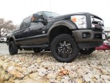 2015 Tuxedo Black Ford F250 Super Duty King Ranch Crew Cab 4x4 #101993698