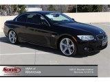 2012 Black Sapphire Metallic BMW 3 Series 335i Convertible #101993833