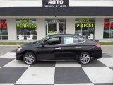 2014 Super Black Nissan Sentra SR #101993881