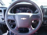 2015 Chevrolet Silverado 1500 WT Double Cab 4x4 Steering Wheel