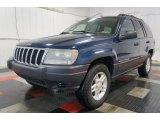 2003 Jeep Grand Cherokee Patriot Blue Pearl