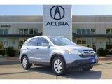 2007 Glacier Blue Metallic Honda CR-V EX-L #102043057
