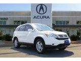 2011 Taffeta White Honda CR-V EX-L #102043062
