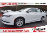 2015 Bright White Chrysler 200 Limited #102050359