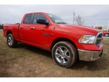2015 Ram 1500 Big Horn Quad Cab 4x4 Data, Info and Specs