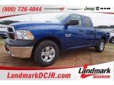 2015 Blue Streak Pearl Ram 1500 Tradesman Quad Cab #102050393