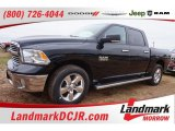 2015 Black Ram 1500 Lone Star Quad Cab 4x4 #102050386