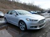 2015 Ingot Silver Metallic Ford Fusion SE #102050332