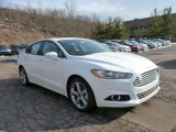 2015 Oxford White Ford Fusion SE #102050331