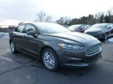 2015 Magnetic Metallic Ford Fusion SE #102050330