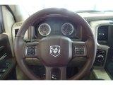 2015 Ram 1500 Big Horn Crew Cab 4x4 Steering Wheel