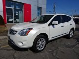 2013 Pearl White Nissan Rogue SL AWD #102050521