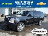 2013 Onyx Black GMC Yukon XL SLT 4x4 #102050572