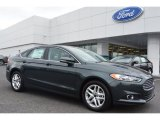 2015 Guard Metallic Ford Fusion SE #102050438
