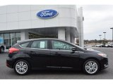 2015 Ford Focus Titanium Hatchback Data, Info and Specs