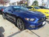 2015 Deep Impact Blue Metallic Ford Mustang GT Coupe #102080839
