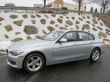 2014 Orion Silver Metallic BMW 3 Series 320i xDrive Sedan #102081185