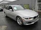 Orion Silver Metallic BMW 3 Series in 2014