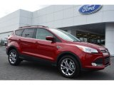 2015 Ruby Red Metallic Ford Escape SE #102080897