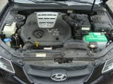 2006 Hyundai Sonata Engines