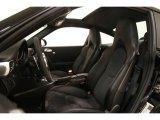 2012 Porsche 911 Carrera 4 GTS Coupe Front Seat