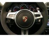 2012 Porsche 911 Carrera 4 GTS Coupe Steering Wheel