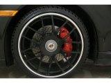 2012 Porsche 911 Carrera 4 GTS Coupe Wheel