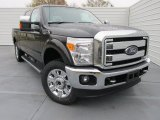 2015 Tuxedo Black Ford F250 Super Duty Lariat Crew Cab 4x4 #102080974