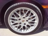 1999 Porsche 911 Carrera Cabriolet Wheel