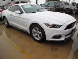 2015 Oxford White Ford Mustang V6 Coupe #102110166
