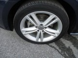 Volkswagen Passat 2014 Wheels and Tires