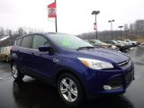 2014 Deep Impact Blue Ford Escape SE 1.6L EcoBoost 4WD #102110568