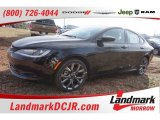 2015 Black Chrysler 200 S #102110316