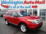 2011 Red Candy Metallic Ford Explorer XLT 4WD #102110300