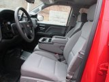 2015 Chevrolet Silverado 1500 LS Double Cab 4x4 Front Seat