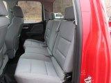 2015 Chevrolet Silverado 1500 LS Double Cab 4x4 Rear Seat