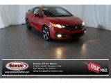 2015 Rallye Red Honda Civic Si Coupe #102110110