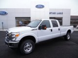 2015 Oxford White Ford F250 Super Duty XLT Crew Cab 4x4 #102147269