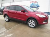 2015 Ruby Red Metallic Ford Escape SE #102146881