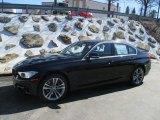 2015 Black Sapphire Metallic BMW 3 Series 335i xDrive Sedan #102147337