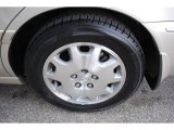 Acura RL Wheels and Tires
